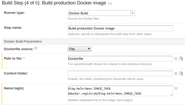 CD with Helm part 7: Docker registry | ngeor com