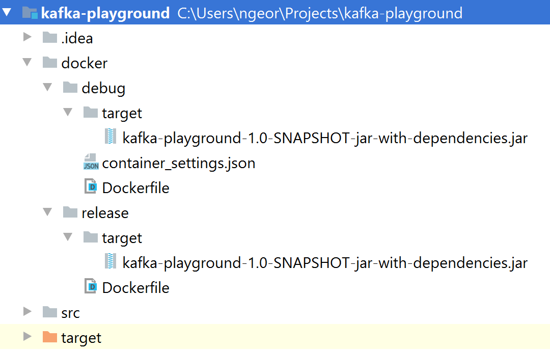 Debugging Docker with IntelliJ IDEA | ngeor com